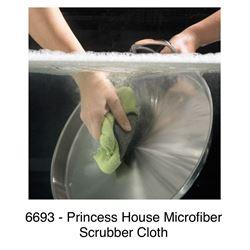 Microfiber Scrubber Cloth #6693