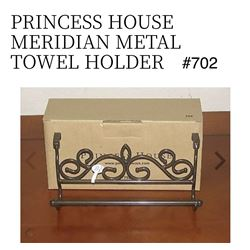 Metal Towel Holder #702