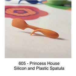 Silicon and Plastic Spatula #605