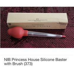 Silicone Blaster with Brush #373
