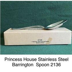 Stainless Steel Barington Spoon #2136