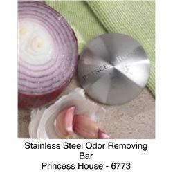 Stainless Steel Odor Removing Bar #6773