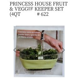 Fruit & Veggie Keeper Set #622
