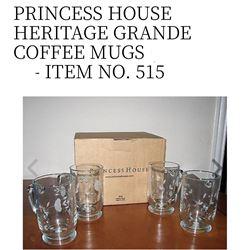 Heritage Grande Coffee Mugs #515