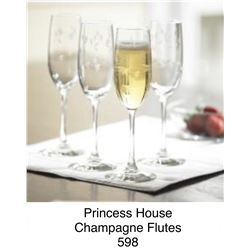 Champagne Flutes #598