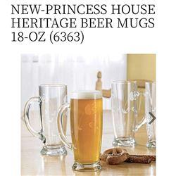 Heritage Beer Mugs 18oz #6363