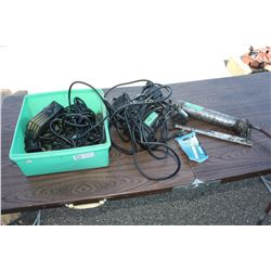 Water Pumps, Grease Gun and Misc