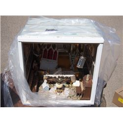 Shadow Box Doll Toys - Lights Up