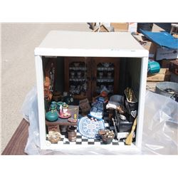 Shadow Box Kitchen Display
