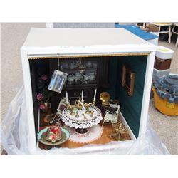 Shadow Box Parlor Display