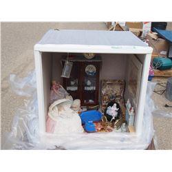 Shadow Box Doll Display