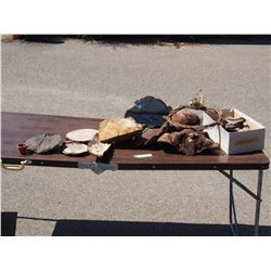 Lot of Wooden Items