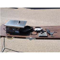 """7"""" Tile Saw (Working) King Canada"""