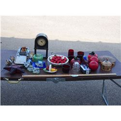 Lot of Misc Decorative Items