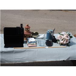 Lot of Misc Decorative Items and Etc.