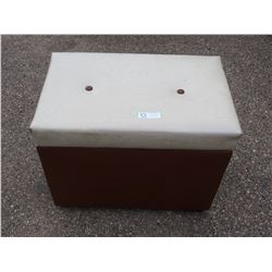 Foot Stool 24 by 17.5T