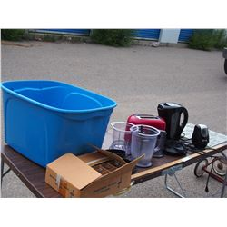 Lot of Kitchen Electrical Appliances