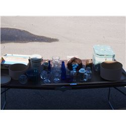 Lot of Kitchen Related Items, Plus Ornamental