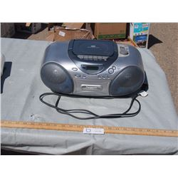 Panasonic RXD20 Radio and CD Player (Working) with Cassette Tape