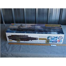 Tamiya U.S Aircraft Carrier CVN 65 Enterprise Model Kit 1005 mm Long