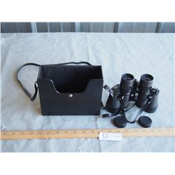 Bushmell 7-15 x 35 Binoculars and Case