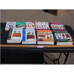 Antique Price Guide Books