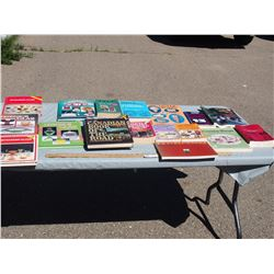 Misc Lot of Books, Price Guides and etc.