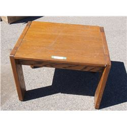 """Wooden Table 30 by 24"""""""