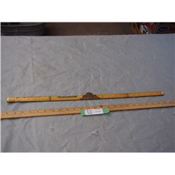 RaBone Folding Measuring Stick