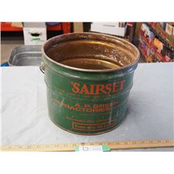 Stairset Bonding Mortar Metal Pail 50LB 12 by 9""