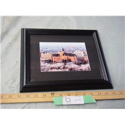 Framed Picture 10.25 by 12.25""