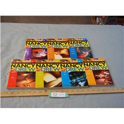 7 Nancy Drew Books