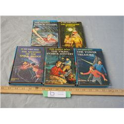 The Hardy Boys Books