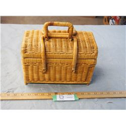 Wicker Basket 10 by 5.5