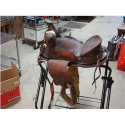 "14"" Saddle (STAND NOT INCLUDED)"