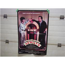 Henry Jaglom's Always 1985 Movie Poster