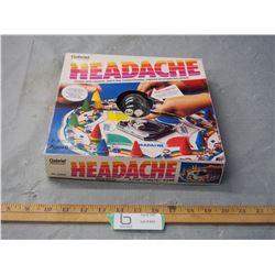 1977 Headache Game