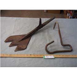 2 Vintage Tools