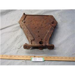 Van Brunt Vintage Drill End