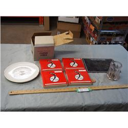 Piston Rings, Collector Plate and Misc