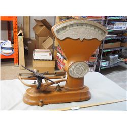 The Computing Scale Co Toronto Canada Vintage Scale