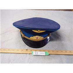 Vintage Russian Service Cap