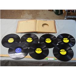 7 Hank Williams SR Records