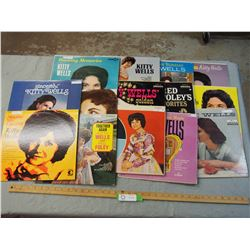 14 Kitty Wells Records