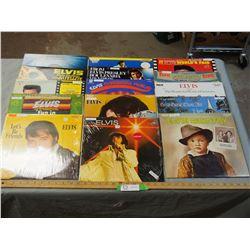 15 Elvis Records
