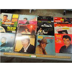 16 Elvis Records