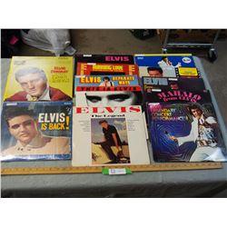 12 Elvis Records