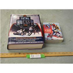 Total Hockey and Official Guide Books