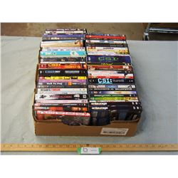 50+ Misc DvD's Lot (Star Wars, Comedy and etc.)