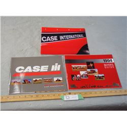 3 Case IH 1991, 1994 and 1995 Farmers Catalogs